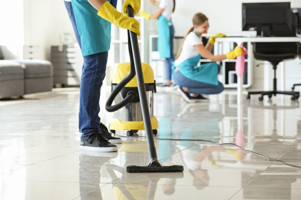 mat cleaning